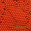 Red Cellulose Acetate Polymer Spheres Density -1.3g/cc - 1.5mm and 3.00mm<br>Other Sizes and Colors Available by Request