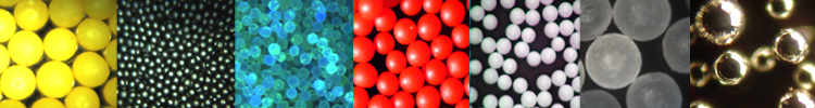 Cospheric - Manufacturer of Precision Microspheres, Beads, Spherical Microparticles